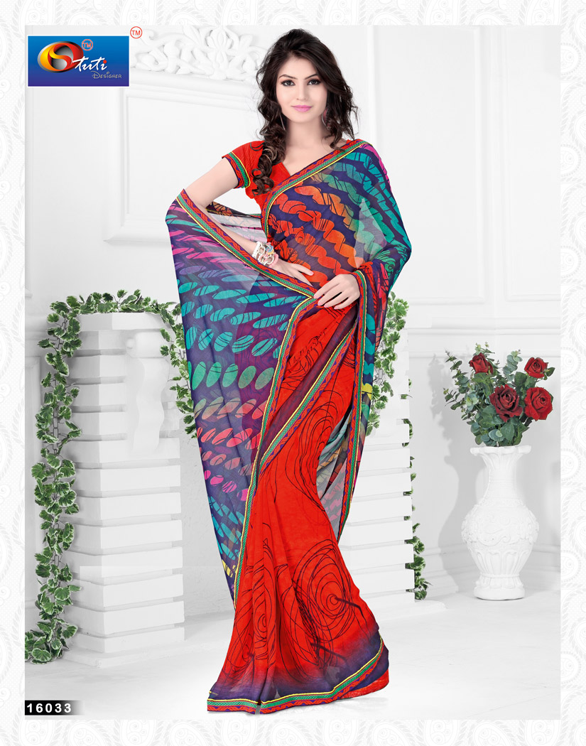 dream fashion vol. 16 mix sarees collection india