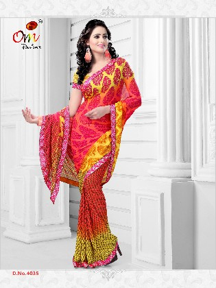 rich-lady-georgette-saree-row-silk-fabric