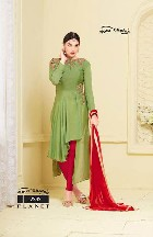 your choice planet fox georgette salwar kameez with heavy emboridery