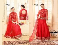 your choice bajirao mastani c/n silk salwar kameez with heavy emboridery