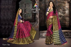 avisha-sahibaa-party-wear-handloom-cotton-silk-with-digital-printed