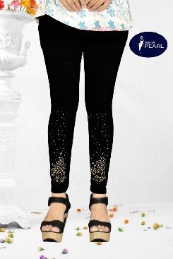 fashion  pearl cotton lycra leggings