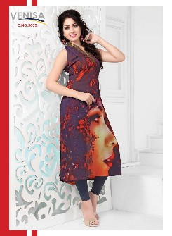 venisa shop womens party wear kurtis