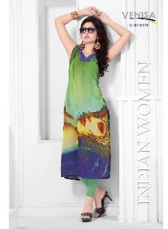 venisa shop womens party wear kurtis