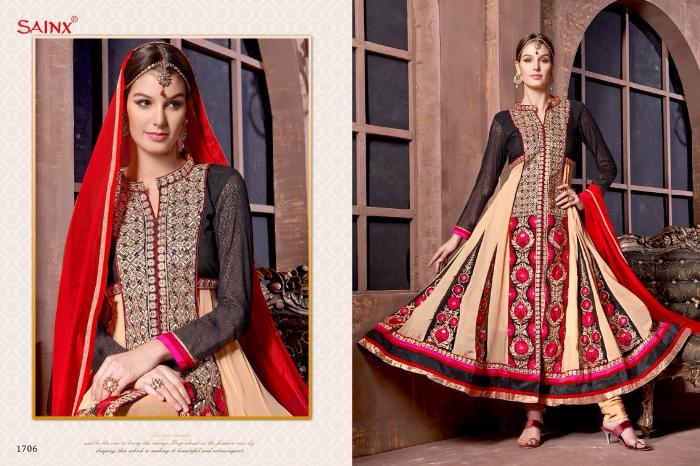 rangoli anarkali dress collection