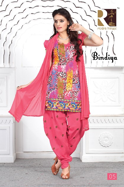 bindiya patiyala salwar suits