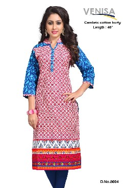 summer cotton kurtis