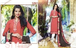 wholesale mallika cotton indian designer salwar kameez collection
