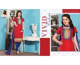 pakeezah cotton nazneen un-stitched materials suits