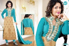 mf-heenari-4 georgette salwar kameez with heavy emboridery